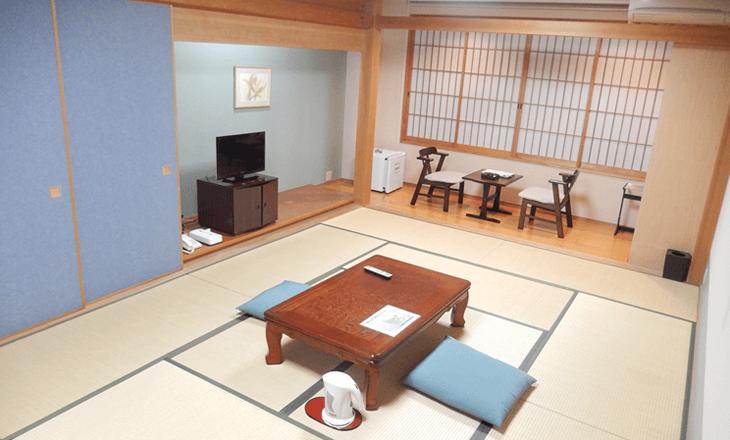 和室 (バスなし・トイレ付)