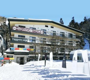 レンタルショップホテル大山