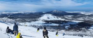 スキー・スノーボード