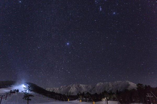 <new>冬の星空観察会決定!12月12日(土)ふたご座流星群をみよう!